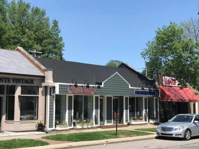 19521 Mack Avenue, Grosse Pointe Woods, MI 48236 (#219053516) :: The Buckley Jolley Real Estate Team