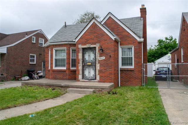 8843 Coyle Street, Detroit, MI 48228 (MLS #219054351) :: The Toth Team