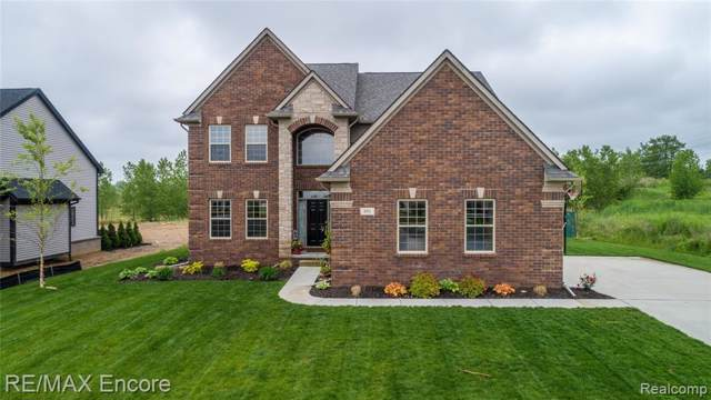 891 W Bay Shore Drive, Oxford Twp, MI 48371 (#219054570) :: The Alex Nugent Team | Real Estate One