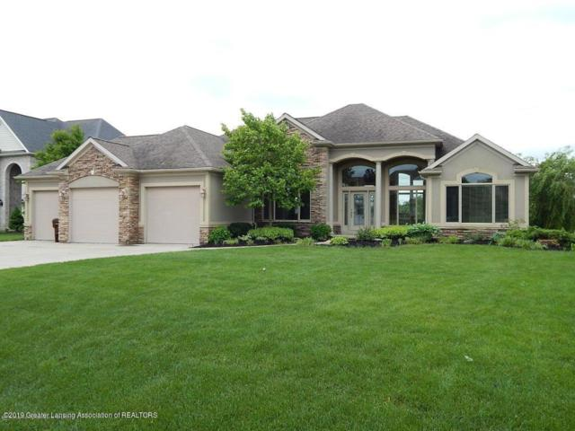 12627 Paradise Drive, Watertown Twp, MI 48820 (#630000237422) :: GK Real Estate Team