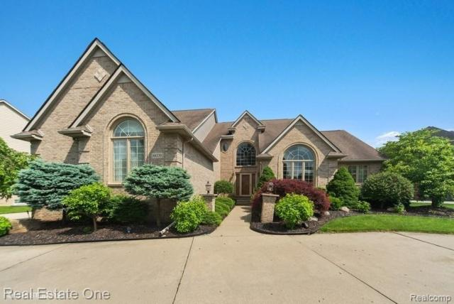 44230 Deep Hollow Circle, Northville Twp, MI 48168 (#219055421) :: GK Real Estate Team