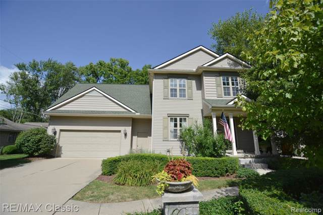 621 Orchard Drive, Northville, MI 48167 (#219055932) :: RE/MAX Classic