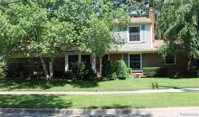 463 Maplewood Street, Northville, MI 48167 (#219055993) :: Keller Williams West Bloomfield