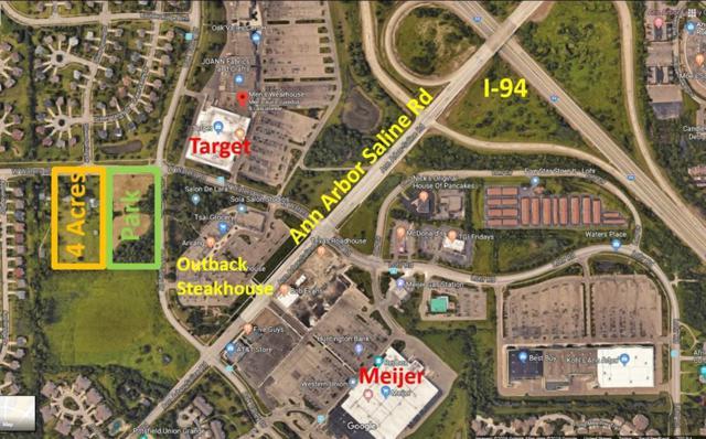 2105 W Waters Road, Pittsfield, MI 48103 (MLS #543266224) :: The Toth Team