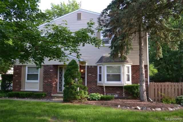 5771 Northfield Parkway, Troy, MI 48098 (#219056051) :: Alan Brown Group