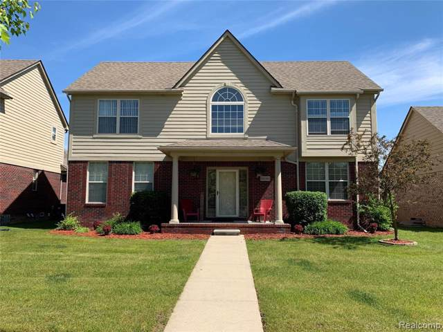 24030 Meadows Avenue, Flat Rock, MI 48134 (#219056121) :: The Buckley Jolley Real Estate Team