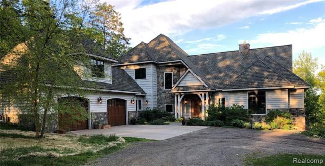 121 Old Saloon Trail, Marquette Twp, MI 49855 (MLS #219056389) :: The Toth Team
