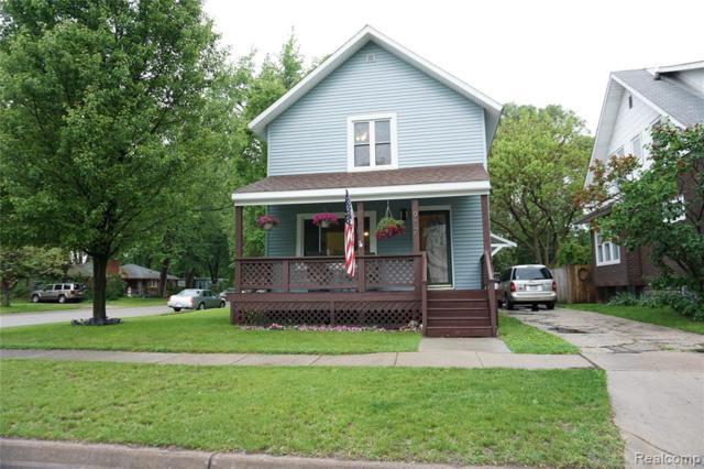 917 Garfield Street, Port Huron, MI 48060 (#219056508) :: The Mulvihill Group