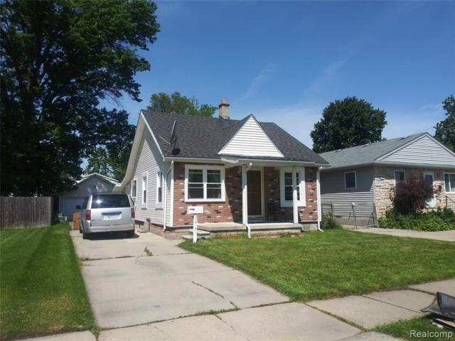 30151 Alger Boulevard, Madison Heights, MI 48071 (MLS #219056821) :: The Toth Team