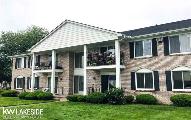 13900 Camelot Unit 2, Buildin, Sterling Heights, MI 48312 (#58031383706) :: The Alex Nugent Team | Real Estate One