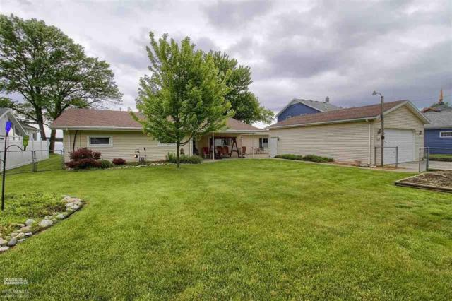 6132 Wildrose Lane, Burtchville Twp, MI 48059 (#58031383724) :: Alan Brown Group