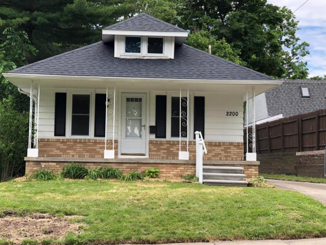 2200 Teel Avenue, Lansing, MI 48910 (#630000237670) :: GK Real Estate Team