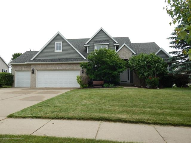 11811 Rachel Lane, Dewitt Twp, MI 48820 (#630000237671) :: GK Real Estate Team