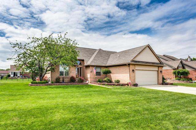 31047 Broderick Street, Chesterfield Twp, MI 48051 (#219057936) :: The Alex Nugent Team   Real Estate One