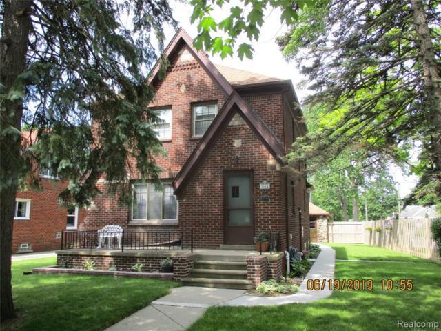 2604 Chelsea Street, Trenton, MI 48183 (#219058308) :: GK Real Estate Team