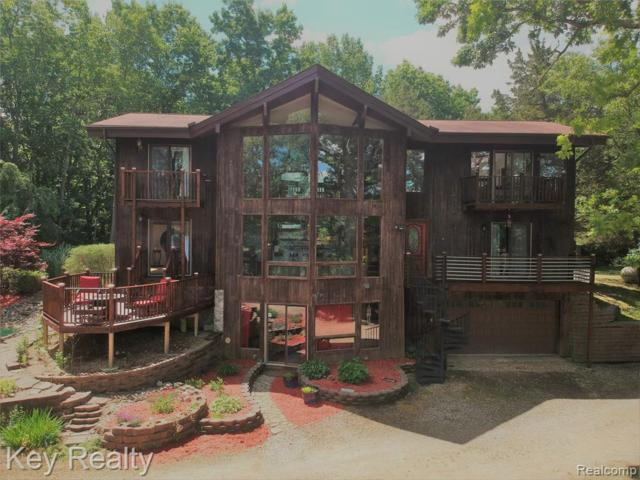 12147 Lawrence Road, NORVELL TWP, MI 49230 (#219058654) :: The Buckley Jolley Real Estate Team