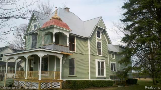 2106 N Main Street, Fairgrove Vlg, MI 48733 (#219059782) :: The Buckley Jolley Real Estate Team