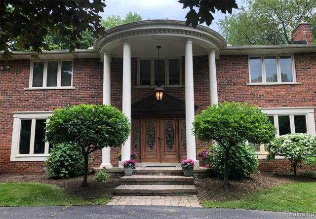 6225 N Rochester Road N, Rochester Hills, MI 48306 (#219059982) :: RE/MAX Classic