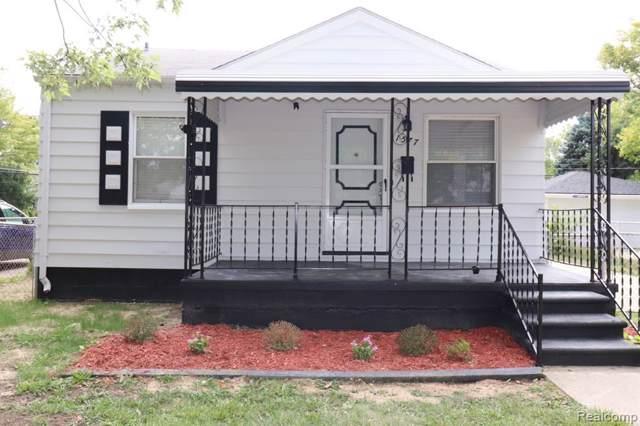 1577 New York Avenue, Lincoln Park, MI 48146 (#219060628) :: The Buckley Jolley Real Estate Team