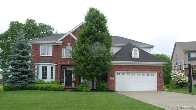 3535 Hogan Circle, Rochester Hills, MI 48307 (#219060896) :: Team Sanford