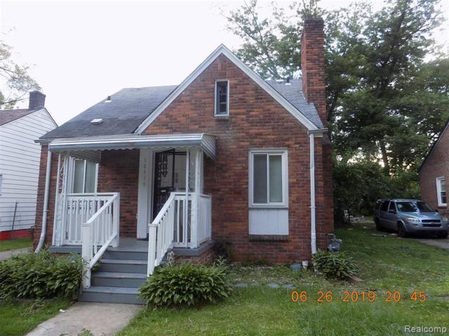 18415 Fielding Street, Detroit, MI 48219 (MLS #219061844) :: The Toth Team