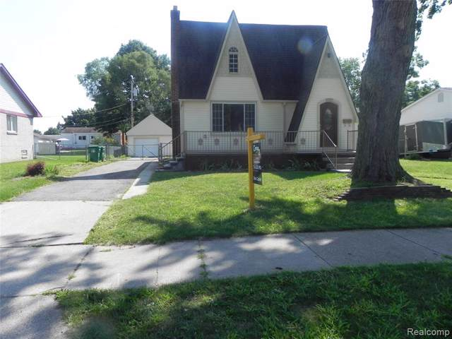 30507 Hennepin Street, Garden City, MI 48135 (#219062095) :: The Buckley Jolley Real Estate Team