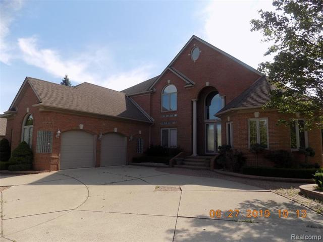 55618 Saint Regis Drive, Shelby Twp, MI 48315 (#219062472) :: Duneske Real Estate Advisors