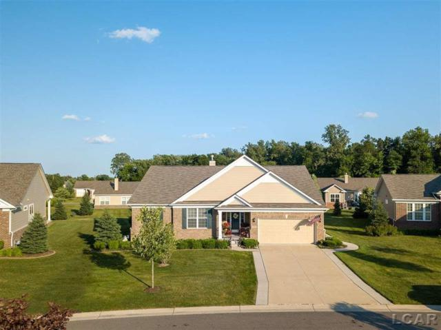 23873 Houghton Lane, Brownstown Twp, MI 48134 (#56031385236) :: The Alex Nugent Team | Real Estate One
