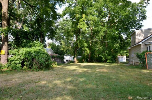 0 Cass Lake Front Road, Keego Harbor, MI 48320 (#219063442) :: The Buckley Jolley Real Estate Team
