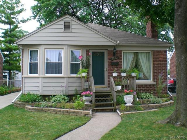 13161 Sycamore Street, Southgate, MI 48195 (#219063655) :: The Buckley Jolley Real Estate Team
