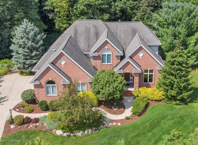 6235 Pine Hollow Drive, Meridian Charter Twp, MI 48823 (#630000238384) :: The Mulvihill Group