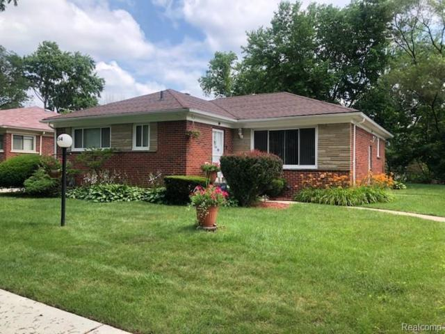 20214 Rutherford Street, Detroit, MI 48235 (MLS #219066189) :: The Toth Team
