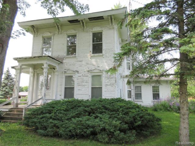 400 W Main Street, Otisville Vlg, MI 48463 (#219066435) :: The Buckley Jolley Real Estate Team