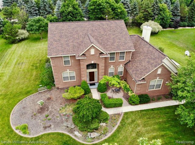 47453 Greenwich Drive, Novi, MI 48374 (#219067333) :: Duneske Real Estate Advisors