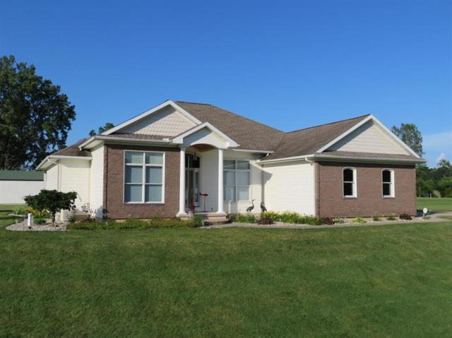 7400 Donegal Drive, Ousted, MI 49265 (#543266977) :: Team DeYonker