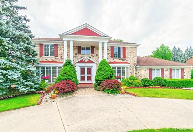 21 Stillmeadow Lane, Village of Grosse Pointe Shores, MI 48236 (#219068024) :: The Mulvihill Group