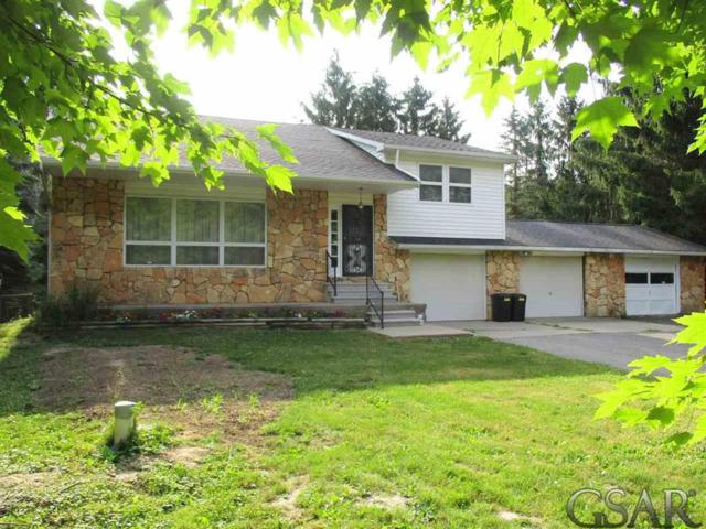 2345 S Durand Rd, Venice Twp, MI 48449 (MLS #60031387057) :: The Toth Team