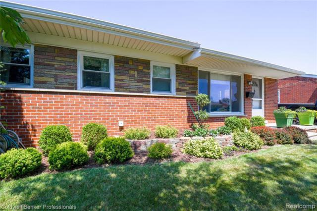 16080 Russell Avenue, Allen Park, MI 48101 (MLS #219069404) :: The Toth Team