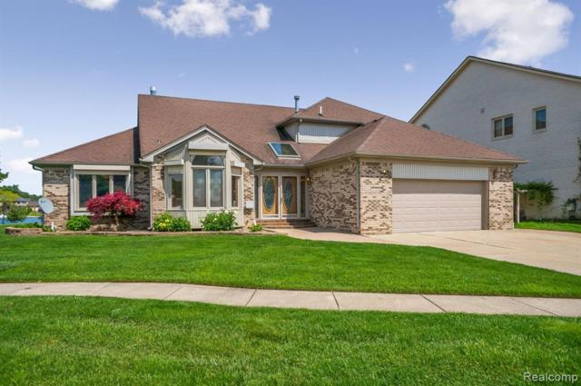 51366 Sandshores Drive, Shelby Twp, MI 48316 (#219069509) :: The Alex Nugent Team | Real Estate One