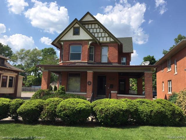 22312 Garrison Street, Dearborn, MI 48124 (#219070024) :: RE/MAX Nexus