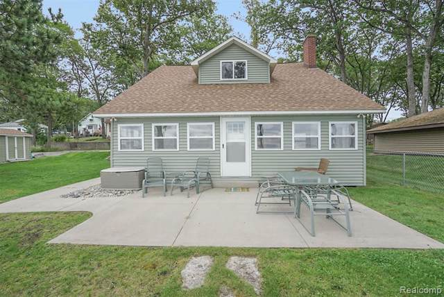 113 Hillside Avenue, Denton Twp, MI 48651 (#219070298) :: RE/MAX Nexus