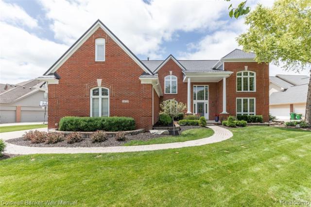 24139 Broadmoor Park Boulevard, Novi, MI 48374 (#219070357) :: Duneske Real Estate Advisors