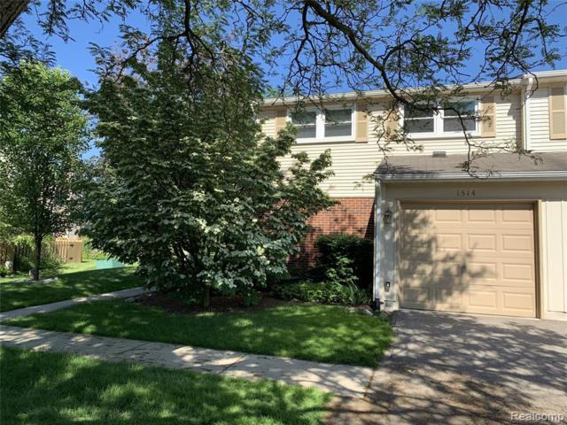 1514 Brentwood Drive, Troy, MI 48098 (#219070686) :: RE/MAX Classic