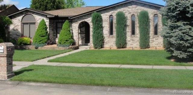 45883 Berthoud Drive, Macomb Twp, MI 48044 (#219070763) :: The Buckley Jolley Real Estate Team