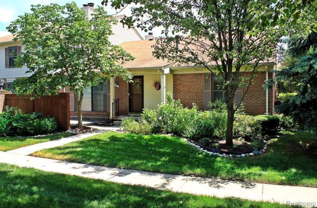 22317 Peachtree, Novi, MI 48375 (#219070768) :: Duneske Real Estate Advisors