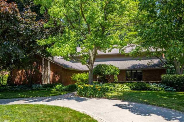 50 Fordcroft, Village of Grosse Pointe Shores, MI 48236 (#58031387573) :: The Mulvihill Group