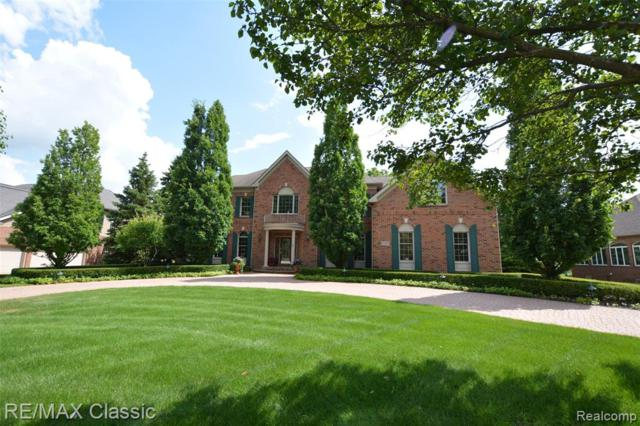 45597 Tournament Drive, Northville Twp, MI 48168 (#219070877) :: The Buckley Jolley Real Estate Team