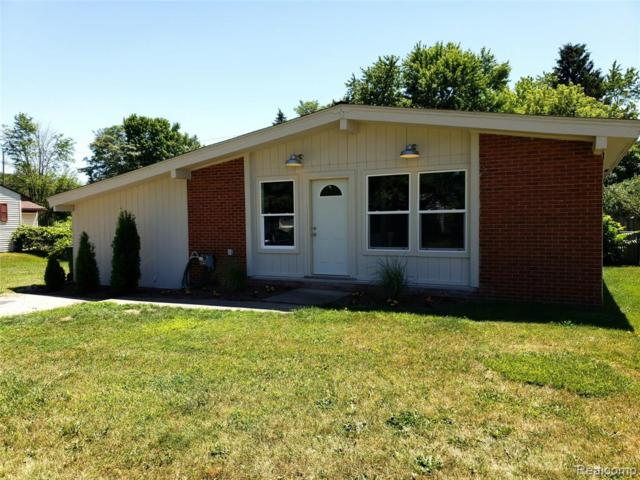 50770 Parsons Drive, Shelby Twp, MI 48317 (#219071101) :: KNE Realty 360