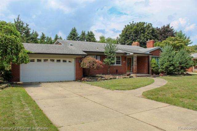 854 S Gulley Road, Dearborn Heights, MI 48125 (#219071307) :: RE/MAX Classic