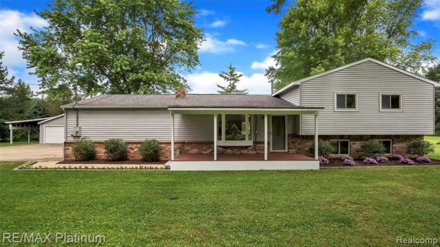 11129 E Lovejoy Road, Burns Twp, MI 48418 (#219071472) :: The Buckley Jolley Real Estate Team